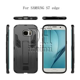Wholesale Autobots For Samsung Galaxy S7 S6 Edge Note5 Armor Hybrid Combo Hard PC TPU Back Cover Case For Iphone s Plus DHL