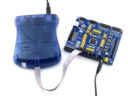 Wholesale ATMEL AVR Development Board ATmega128A AU bit RISC AVR ATmega128 Development Board Kit Waveshare OpenM128 Standard
