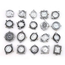 Wholesale 20 Mixed Fashion Pretty Beads Quartz Watches Faces