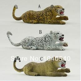 Wholesale-Genuine bulk 3A cheetah lion wild animal Baibao Children's toys