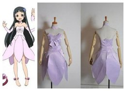 Wholesale Sword Art Online Artificial Intelligence Yui Cosplay Costume