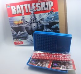 DHL Free Childrens Game Toy Battleship Toy Sets Fasion Eduction Toy Battle Ship Childrens Gift New Products