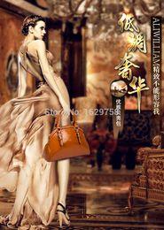 Wholesale Hot Sale The New Portable Female Bag lady one shoulder bag Finalize the design Fashion Shells Bales Bag messenger bag