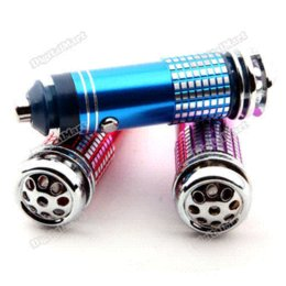 Wholesale new digitalmart Mini Car Auto Fresh Air Purifier Oxygen Bar Ionizer High Quality best services M48535