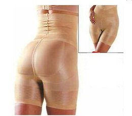 Wholesale Fashion California Beauty Slim Lift Extreme Body Shaper Body Shaping Garment slimming pants suit OPP bag packing Retail