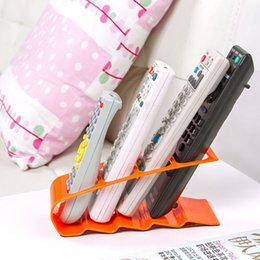 Wholesale New Novelty TV DVD VCR Step Remote Control Mobile Phone Holder Stand Storage Caddy Organiser Best Deal