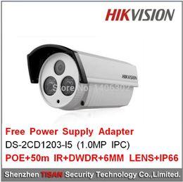 1.0Megalpixe,POE,CCTV Camera,security camera,camera ip,home security camera DS-2CD1203-I5