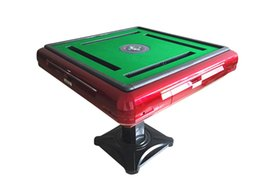 2017 Special Offer Direct Selling Solid Wood No Modern Puff Para Sala 2016 Automatic Mahjong Table