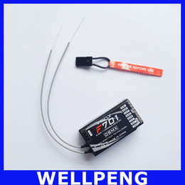 Wholesale F701 CH Receiver Digital Spread Modulation AND X FOR RC HELICOPTER QUADCOPTER Replace AR7000