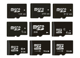 Wholesale Fast Speed Class Real Capacity GB GB GB GB Memory Cards Micro SD TF Card With Adapter tested by H2