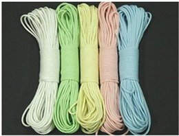 Wholesale The seven key manufacturers core rope sling outdoor camping safety equipment for cable seven core rope