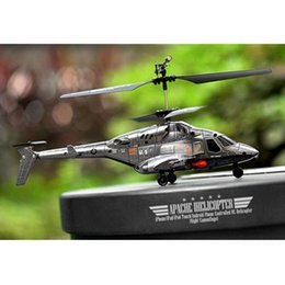 Wholesale Helicopter Apache for iPhone iPad iPod Touch Android Phone Controlled RC Helicopter RC Toy
