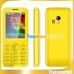 Brand new Dual Sim Dual standby smartphone 2.4 inch QCIF Screen cellphone what's app mobile phone Bluetooth No smart phone