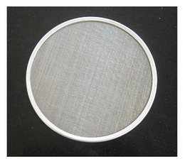 low price Stainless Steel Filter Disc   Stainless Steel BHO Filter Screen   50 micron stainless steel round screen