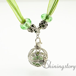 flower openwork essential oil jewelry diffuser necklace wholesale lockets necklaces essential oil locket wholesale wholesale diffuser locket