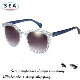 SEA vintage Metal carving sunglasses women brand designer square cat eye glasses men gafas oculos de sol feminino sunglass s0470