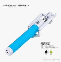 Wholesale Buy the best selfie stick bluetooth Photograph vatop Extendable Handheld stick for smart Phone Portable monopod selfie stick