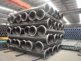 Wholesale Gas drainage pipe flame resistance and anti static pvc