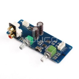 Wholesale Low Pass Filter Circuit Finished Board AC V DC9 V Audio Control Module Sub Woofer frequency adjustment Amplifier Board