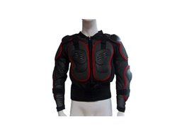 Wholesale Motorcross Motor Racing Motorcycle Racing Full Body Armor Spine Chest Protective Jacket Gear Size XS S M L Safety Protection Wear
