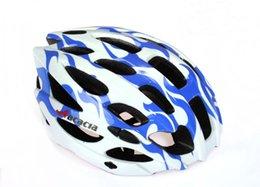 Wholesale-2PCS Blue Road MTB Cycling Bicycle Helmet Unisex Fit 54-63cm #23792