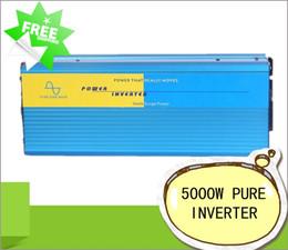 Wholesale Inverter W Pure Sine Wave w power inverter DC12V V V TO AC V V V for Water Pump Solar PV System