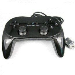 Wholesale 1 Piece New Classic Pro Controller For Nintendo Wii Game Remote controller for nintendo wii