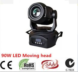 Wholesale New Hot sale W LED Spot Moving Head Light USA Luminums W LED DJ Spot Light