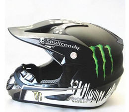 Wholesale Motor Cross Helmet Off Road Helmet Dirt Bike helmet every rider affordable S M L XL