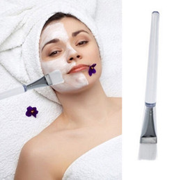 Wholesale Cosmetic Makeup Brush Tool FD Beauty Home DIY Facial Eye Mask Use Soft Treatment Best Selling