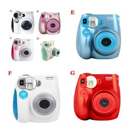 Wholesale FujiFilm Fuji Instax Mini S Instant Photos Films Polaroid Camera Hot New Arrivals Style
