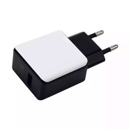 Wholesale The Best Quality EU Single USB Port Fast Charger Wall Home Charger for iphone Samsung Note