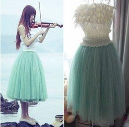 Wholesale Girls Layers Chifforn Shirt Big Tutu Young Lady Princess Skirt cc802
