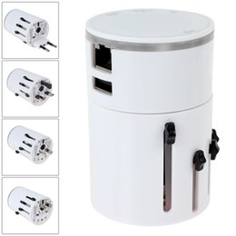 USB Port 3A   Universal Conversion Plug Socket   Travel Charger with WIFI