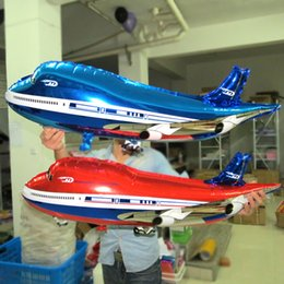 Wholesale new cm jumbo jet molding aluminum film BALLOON Birthday holiday party toys decorative balloon