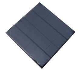 Wholesale Single crystal solar panels v4 w DIY solar panels A grade watts photovoltaic panels