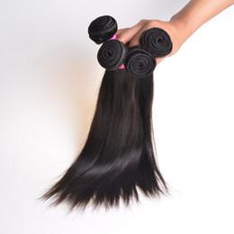 2015 hot sale Unprocessed Straight Brazilian Hair Bundles Cambodian Malaysian Indian Straight Virgin Hair Weave Human Hair 4Pcs