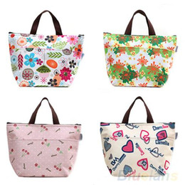 Thermal Travel Picnic Lunch Tote Waterproof Insulated Cooler Carry Bag Organizer 0151
