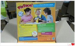 Wholesale 2015 Korea Running Man Pie Face Game Pie Face Cream On Her Face Hit The Send Machine Paternity Toy Rocket