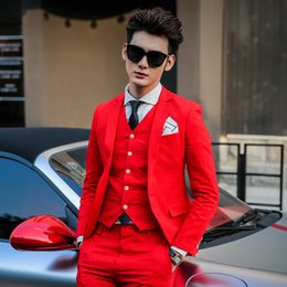 Red mens suit jacket Reviews | Ladies Suit Jacket For Offices