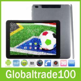 Wholesale Cube Talk X U65GT MT8392 Octa Core Android GB GB G Phone Call Tablet PC quot IPS Camera Bluetooth GPS