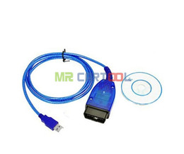 Wholesale 2015 Factory price Sale KKL USB Cables For vw diagnostic cable USB KKL Interface