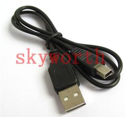 High quality Mini USB 5 pin V3 cable Data Cord for MP3 MP4 GPS navigator digital cameras DVD