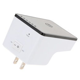 Wholesale 2 G GHz Dual Band Mbps Mini Wireless Wifi Repeater a g n ac Router EU US UK Networking Adapter Range Expander Booster DHL C2660