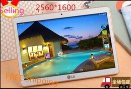 Compra Online 3g usb libre-El teléfono dual del sim de la ocho-pulgada 4G de la computadora de la tableta de 10 pulgadas navega la PC DHL de la tableta de la CPU de la ocho-base 2.0 de WIFI libera el envío