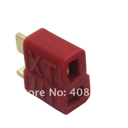 400 pairs  lot t plug connector dean ultra T plug for rc lipo battery with grip