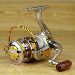 Wholesale High quality yomores series BB Fishing Reels Spinning Metal Spool Reel Wheel for Fish Coil Ratio