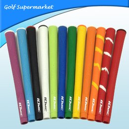 Wholesale Iomic negative ion ingredient golf grip colorful grip wear resistant