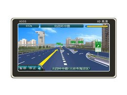 Wholesale gps navigator portable car navigation radar navigator TV one machine factory direct supply