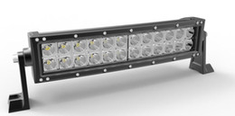 72W 4x4 Cree Led Car Light Curved Led Light bar Off road auto led light arch bent curved led light bar